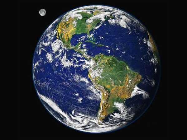 Фотографии земли из космоса 8 снимков